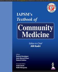 IAPSM'S TEXTBOOK OF COMMUNITY MEDICINE
